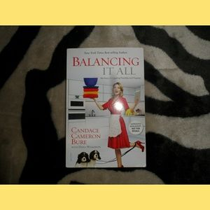 Candace Cameron Bure Balancing It All Book